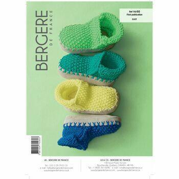 Cat. 15/16 - #209 Children's slippers
