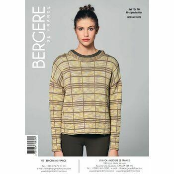 Cat. 15/16 - #126 - Tartan sweater