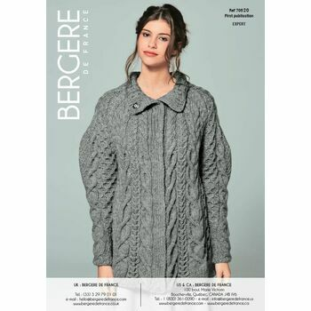 Cat. 15/16 #103 - High-neck cable jacket