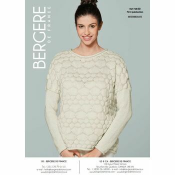 Cat. 15/16 #114 - Loose-fit sweater