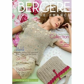 Bergere De France Magazine 172 - Spring Summer Collection