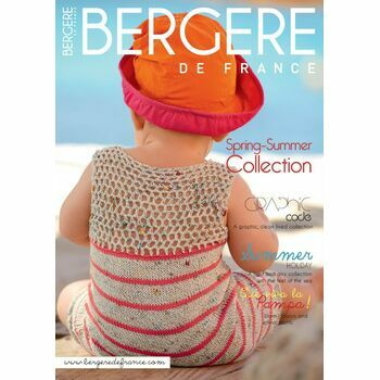 Bergere De France Magazine 173 - Spring Summer For Kids