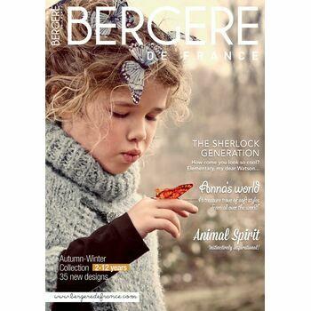 Bergere De France Magazine 174 - Tricot Kid