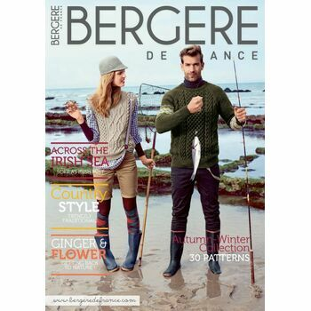 Bergere De France Magazine 177 - Autumn/Winter Collection