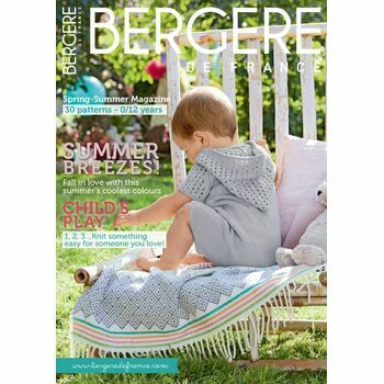 Bergere De France Magazine 179 - Child's Spring/Summer Collection