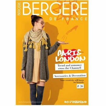 Bergere De France Magazine 181 - Generation Y Knits