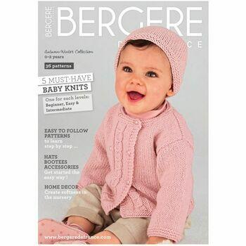 Bergere De France Magazine 182 - Autumn/Winter 0 - 2 Years