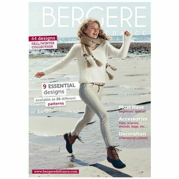 Bergere De France Magazine 183 - Autumn/Winter Collection