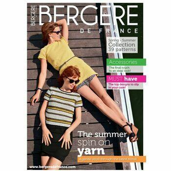 Bergere De France Magazine 184 - Spring/Summer 2016