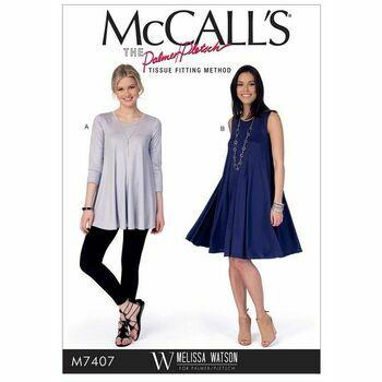 McCalls pattern M7407