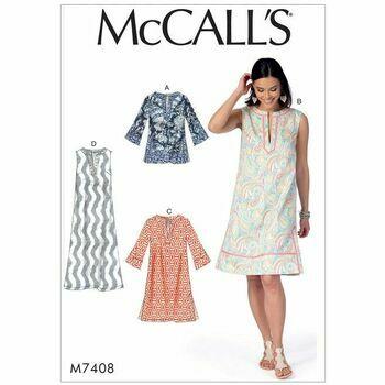McCalls pattern M7408