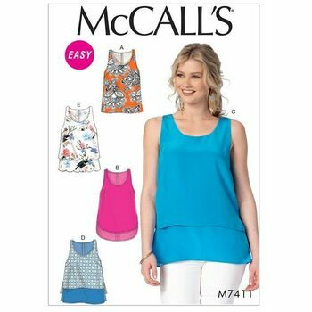 McCalls pattern M7411