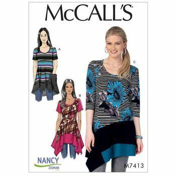 McCalls pattern M7413