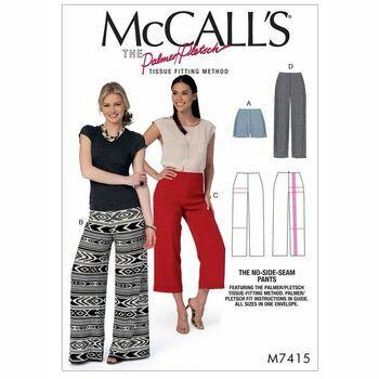 McCalls pattern M7415