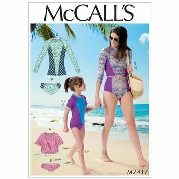 McCalls pattern M7417