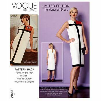Vogue pattern V1557