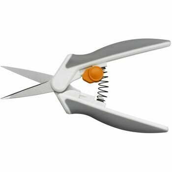 Fiskars Easy Action Softgrip Micro-Tip Scissors (16cm)