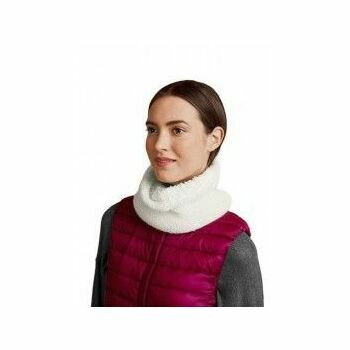 Ecru Double Face Snood Kit (with needles)