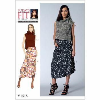 Vogue pattern V1515