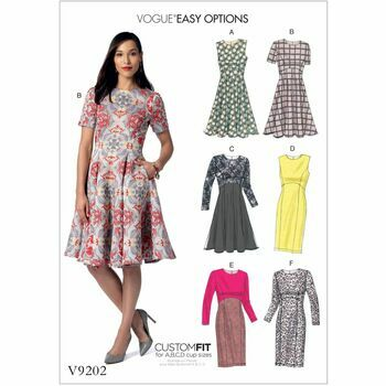 Vogue pattern V9202