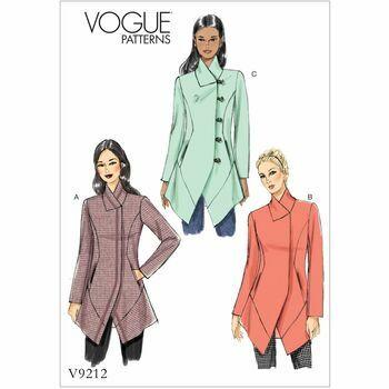 Vogue pattern V9212