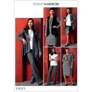 Vogue pattern V9215