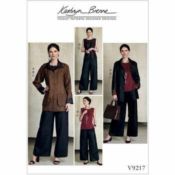 Vogue pattern V9217