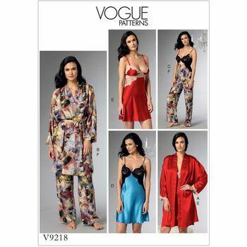 Vogue pattern V9218
