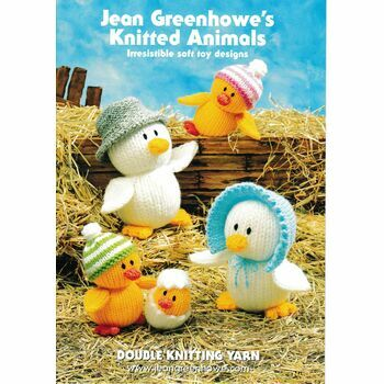 Jean Greenhowe\'s Knitted Animals DK