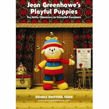 Jean Greenhowe\'s Playful Puppies DK