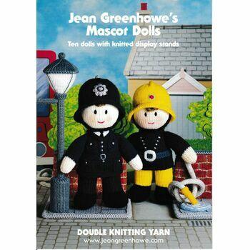 Jean Greenhowe's Mascot Dolls DK