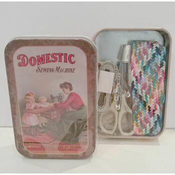 \'For The Love Of Sewing\' Nostalgic Sewing Kit