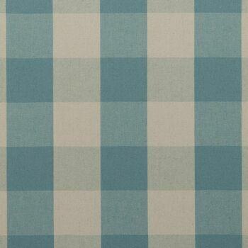 Clarke & Clarke - Country Linens - Sherbourne Aqua
