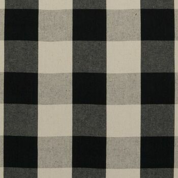 Clarke & Clarke - Country Linens - Sherbourne Charcoal