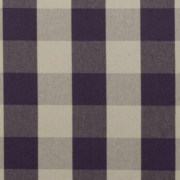 Clarke & Clarke - Country Linens - Sherbourne Damson