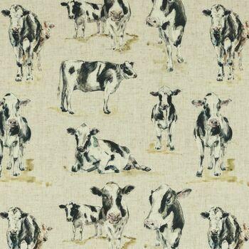 Studio G - Countryside - Cows Linen
