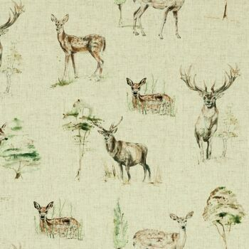 Studio G - Countryside - Deer Linen