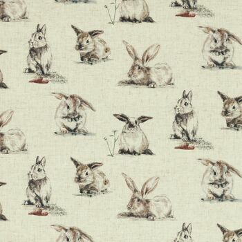 Studio G - Countryside - Rabbits Linen