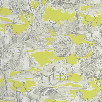 Studio G - Garden Party - Manor Toile Citrus