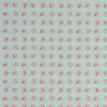 Studio G - Garden Party - Rose Tile Aqua