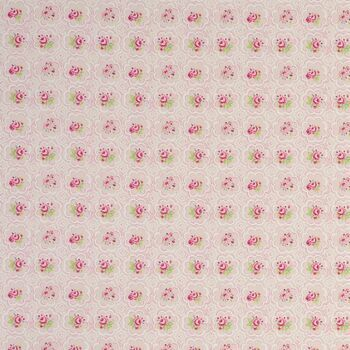 Studio G - Garden Party - Rose Tile Pink