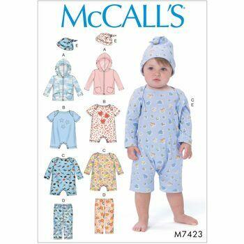 McCalls pattern M7423