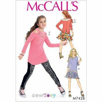 McCalls pattern M7428