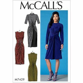 McCalls pattern M7429