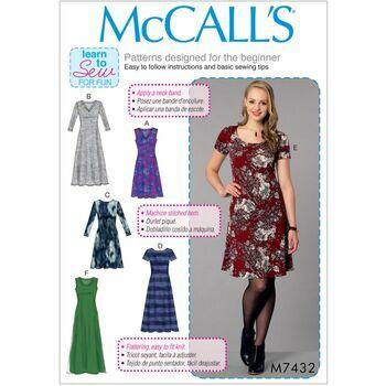 McCalls pattern M7432