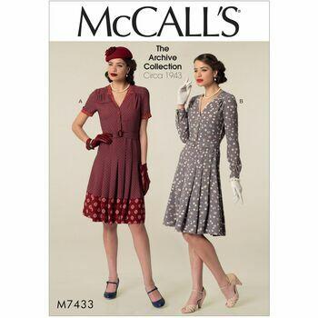 McCalls pattern M7433