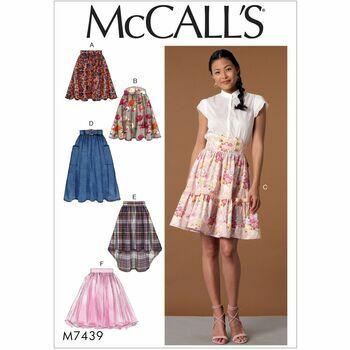 McCalls pattern M7439