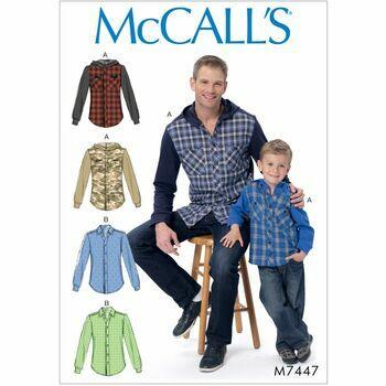 McCalls pattern M7447