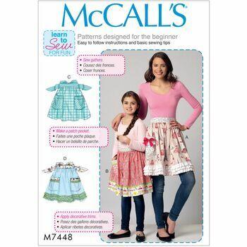 McCalls pattern M7448