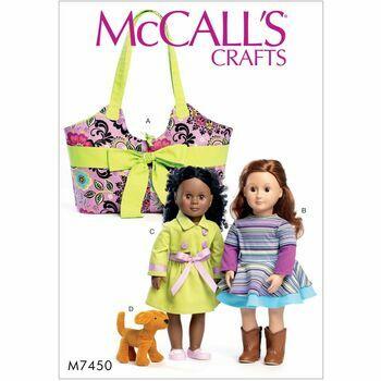 McCalls pattern M7450